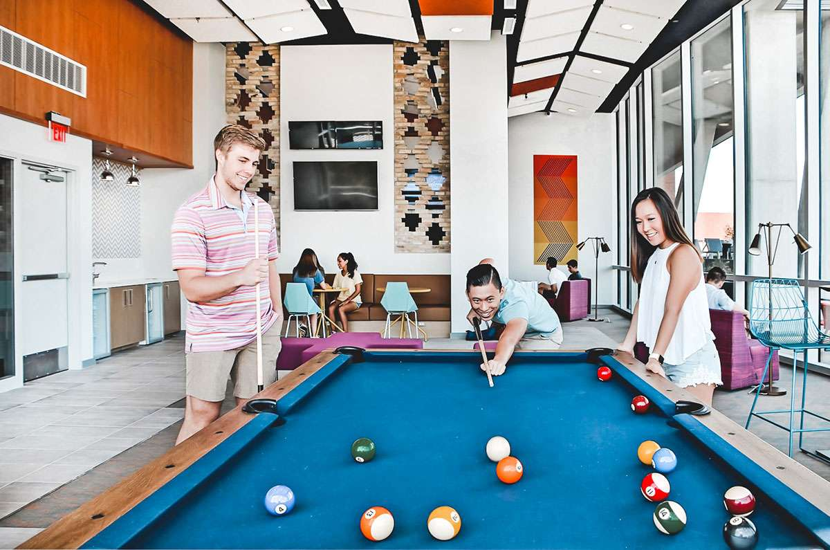 Pool Table – Take A Break From The Books